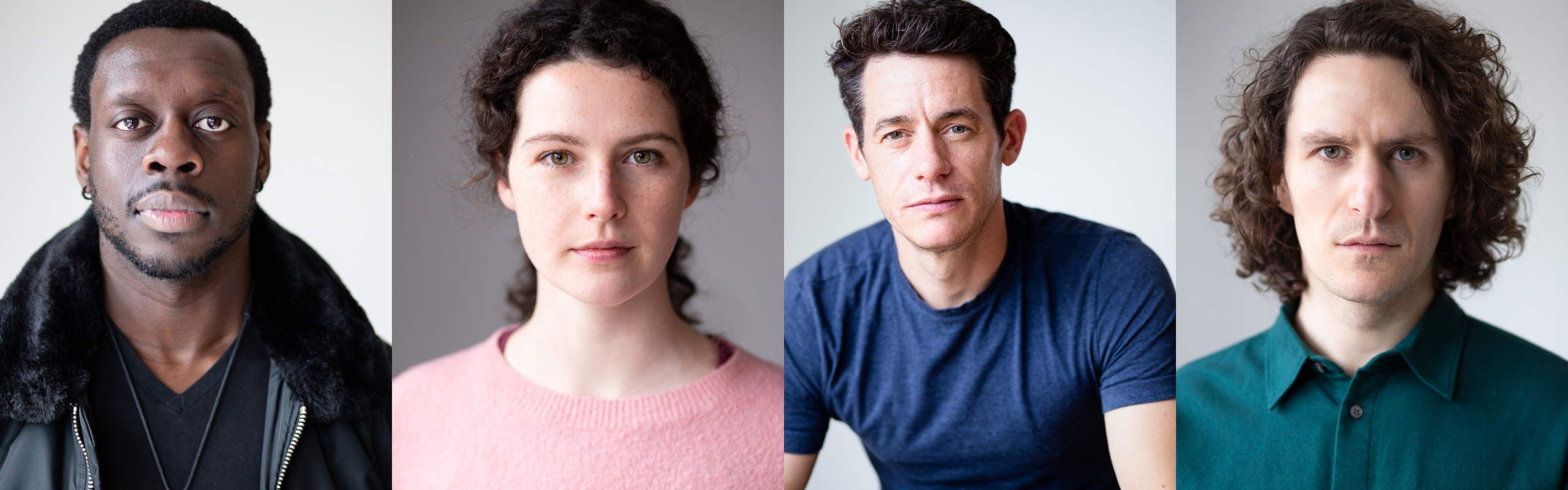 Different Actor Headshots Images by Arthur John Wilson